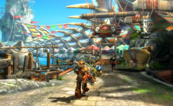 Explore Monster Hunter 3 Ultimate's updated world