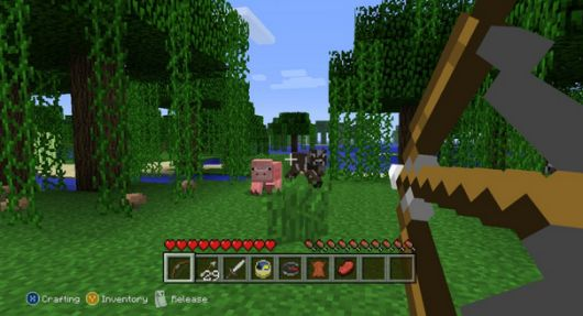 Minecraft for xbox 360 getting creative mode more in next update