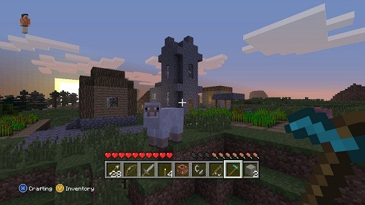 Minecraft 'Adventure Update' hits XBLA tomorrow, October 16