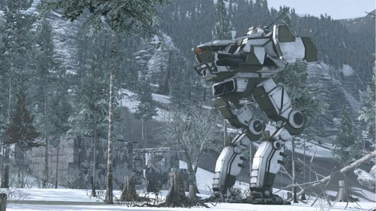 MechWarrior Online open beta stomps in October 29