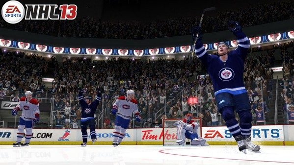 Failing the NHL 13 academy