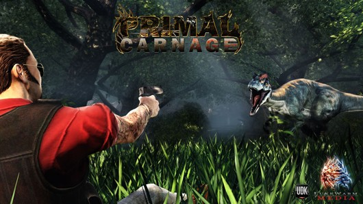 Primal Carnage roars into open beta for all preorders