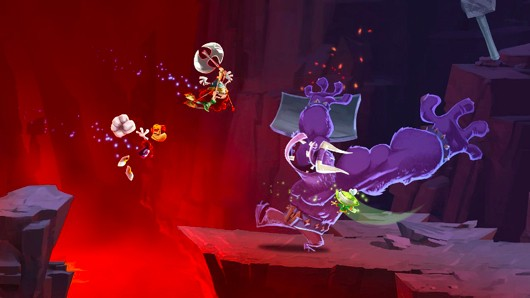 Rayman Legends delayed to Q1 2013 worldwide