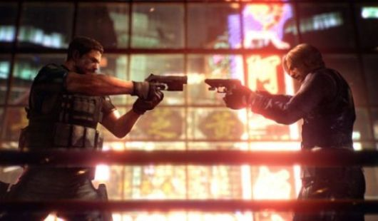 Resident Evil 6 ships over 45 million copies worldwide