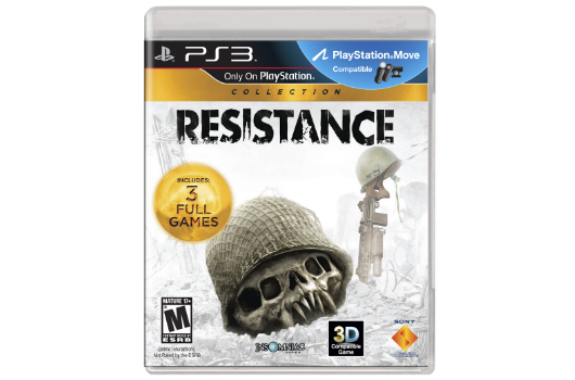 Resistance Collection bundles all three Resistance games for $40