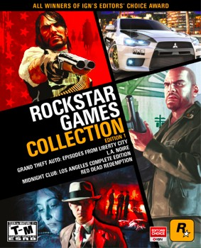 'Rockstar Games Collection' bundles Red Dead Redemption, LA Noire, more on Nov 6