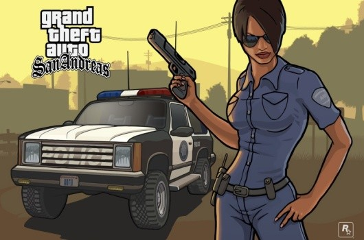 Grand Theft Auto San Andreas rated by ESRB For PS3