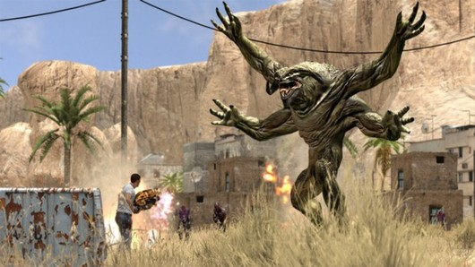 Serious Sam 3 'Jewel of the Nile' DLC drops Oct 16