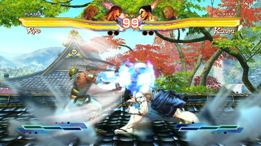 Street Fighter X Tekken to get 'hefty' balancing update this year