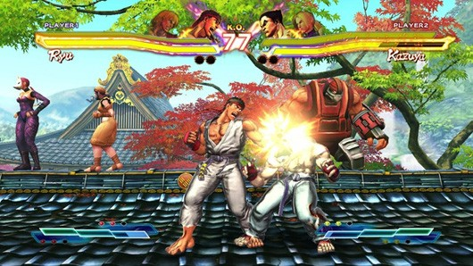 Crosslink, more alternate costumes announced for Street Fighter X Tekken