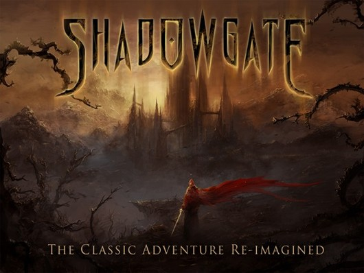 Shadowgate remake Kickstarter
