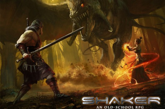 Shaker 'OldSchool RPG' Kickstarter project canceled
