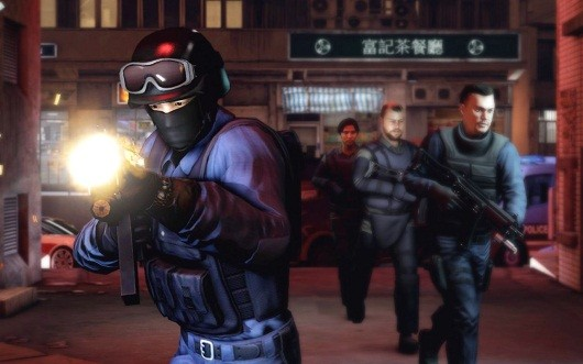 PSA Sleeping Dogs Street Racer, Tactical Soldier, free packs out now