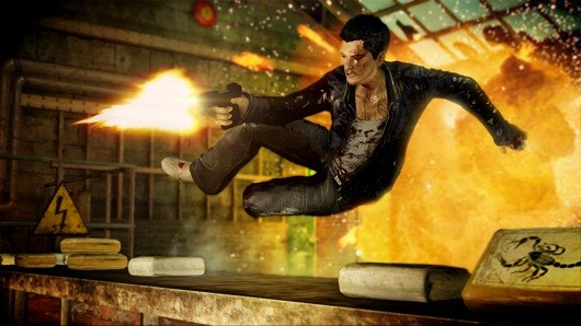 Big discounts on Sleeping Dogs and Payday on Steam this weekend