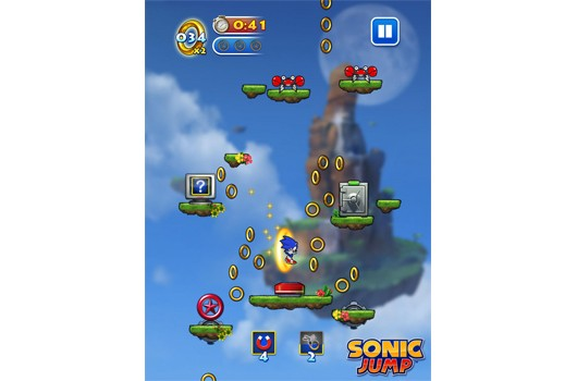 Sonic Jump vaults to iOS on October 18