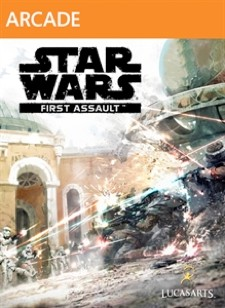 More evidence Star Wars First Assault is XBLA bound