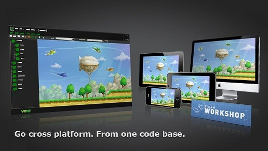 Valve creativity software now live, 10 percent off this week
