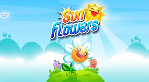 SunFlowers blossoms onto Vita on October 9