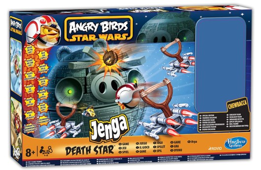 Angry Birds and Star Wars joining forces in a series of products