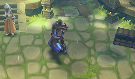 How Torchlight II gets character progression oh so right