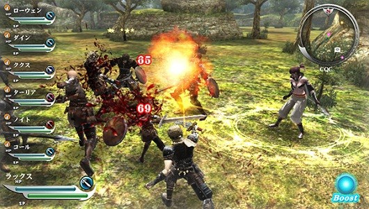 Valhalla Knights 3 hits Japan January 2013