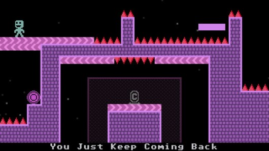 Cavanagh's Don't Look Back now on iOS and Android, VVVVVV may follow