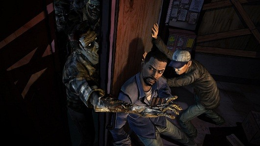The Walking Dead Collector's Edition retail bundle looks bloody good