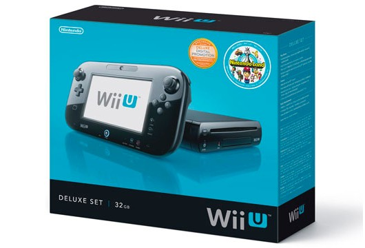 Wii U 'Deluxe Digital Promotion' detailed