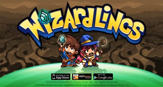 Square Enix launches freetoplay 'Wizardlings' RPG on iOS