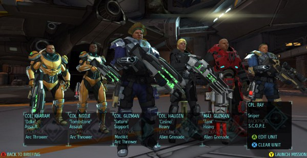 XCOM Enemy Unknown review It's aliens