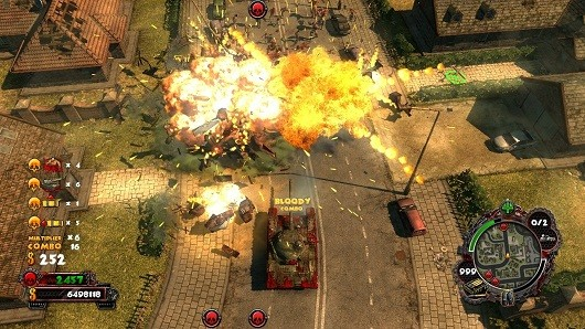 Zombie Driver HD takes the wheel next week for XBLA, Steam, Android