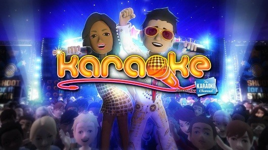 Karaoke for Xbox 360 lets you stream singalong songs, payperhour