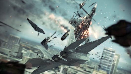 Ace Combat Assault Horizon manuevers onto PC in Q1 2013