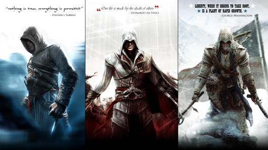 Assassin's Creed Anthology listed on Amazon France, official unveil this week