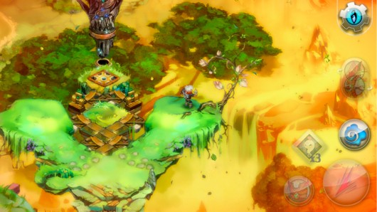 Bastion now Universal on iOS, optimized for iPhone 5
