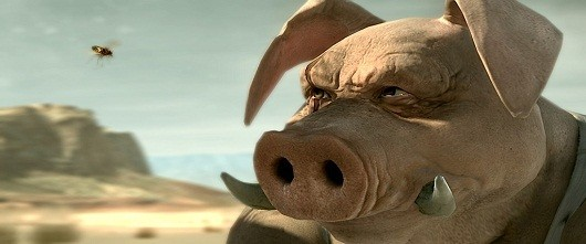 Beyond Good &amp; Evil 2 put on the back burner to let Rayman boil over