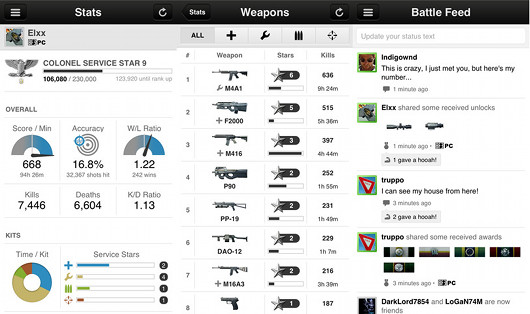 Battlelog iOS app gets MoH Warfighter update, support for iPhone 5