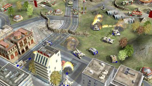Command and Conquers sets aim for beta in first half of 2013