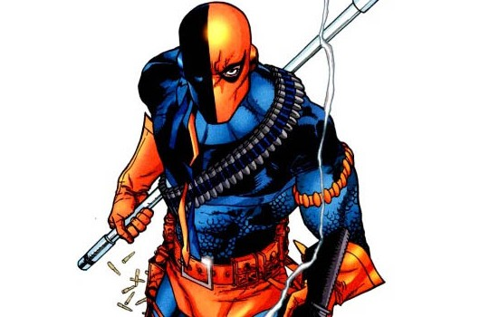 Deathstroke carves himself into the Injustice Gods Among Us roster