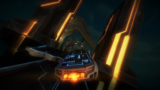 Arcade survival racer Distance closing in on Kickstarter finish line