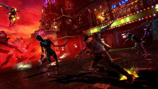 PSA Devil May Cry demo now on XBLM, drops onto PSN later today