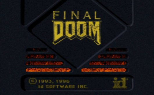 Doom Classic Collection hits PSN today, trophies shed light on inclusions