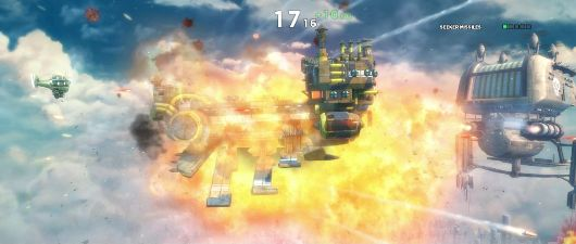Sine Mora rains bullets and pianos on PC November 9