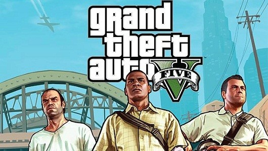 Grand Theft Auto 5 stars three main characters