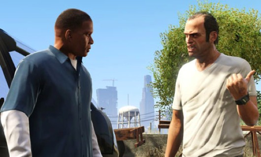 GTA's trio inspired by GTA 4 DLC storyline crossover