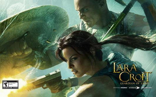Lara Croft and the Guardian of Light now stationed on Coreonline
