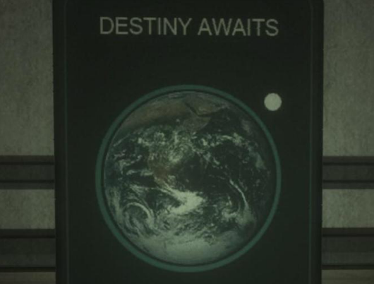 Bungie's Destiny was teased way back in Halo 3 ODST