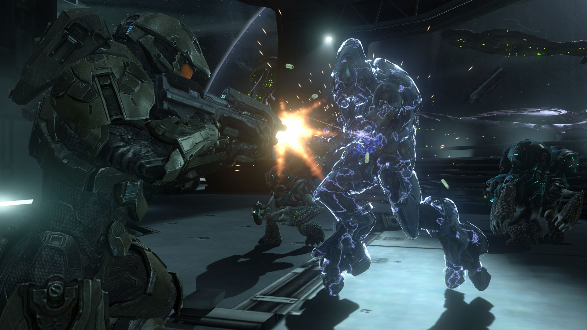 how do you play war games on halo 4
