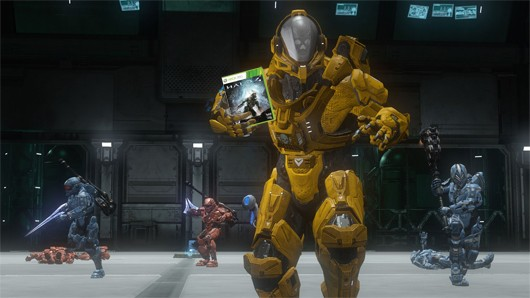 Halo 4 midnight launches at 4,400 GameStops across the US