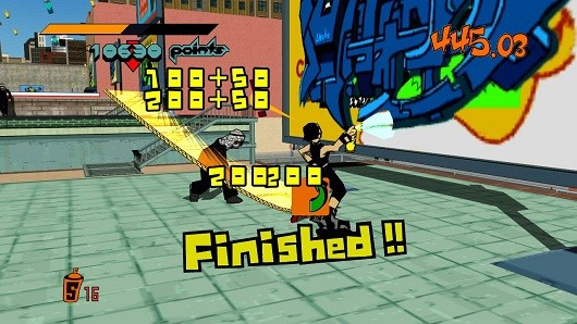 Jet Set Radio Vita and mobile dates roll out
